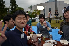 201505本社BBQ6.JPG
